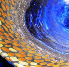 """""""קרוב לאדמה"""". ביאנלה לקרמיקה, מוזיאון ארץ ישראלעיצוב נוף וקרמיקה-טניה ושרלי אילוז"""