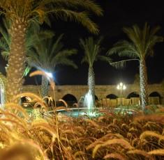 גן  של אחוזת סנדרין. מתחם רגבה